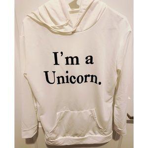 Tops - Unicorn Hoodie